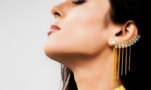 L'ear cuff : la nouvelle tendance de boucle d'oreille