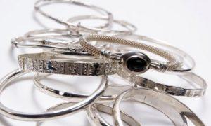 Les bijoux argents ou argentés
