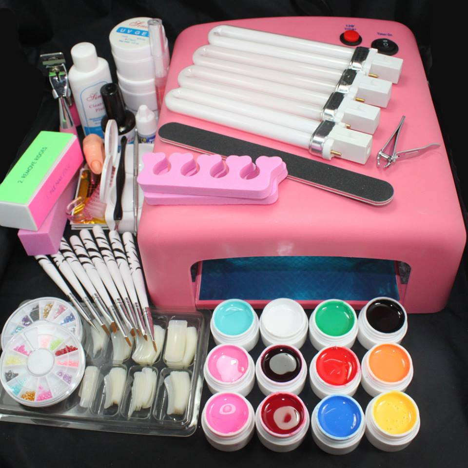 kit pour ongles