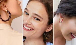 Faites-vous remarquer avec les boucles d'oreilles créoles